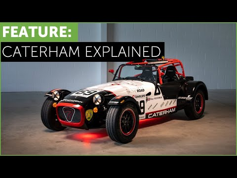 Caterham Explained! Everything you need to know - History / Academy / Racing! | 4K