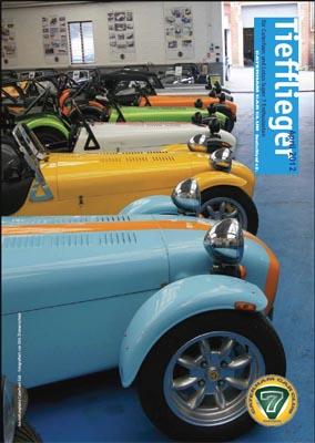 Titelbild Markenclubzeitschrift Tiefflieger No. 2