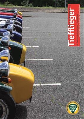 Titelbild Markenclubzeitschrift Tiefflieger No. 4
