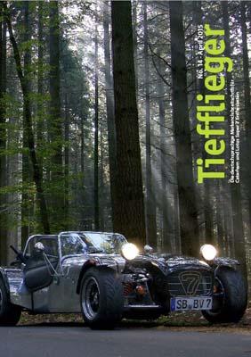 Titelbild Markenclubzeitschrift Tiefflieger No. 14