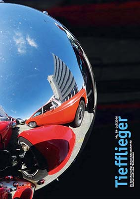 Titelbild Markenclubzeitschrift Tiefflieger No. 19