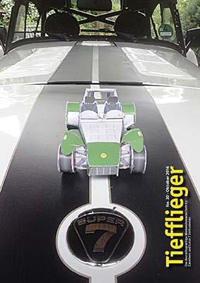 Titelbild Markenclubzeitschrift Tiefflieger No. 20