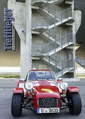 Titelbild Markenclubzeitschrift Tiefflieger No. 23